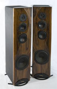 Vielseitigkeit - Drei-Wege Lautsprechersystem FONEL `Eureka` - 0