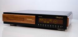 Neues Design von CD-Player FONEL - 0