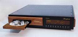 Neues Design von CD-Player FONEL - 1